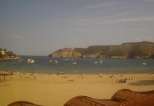 Бухта Монго на курорте Ла-Эскала в Каталонии
