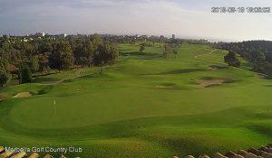 Гольф-клуб Marbella Golf Country Club в Марбелье