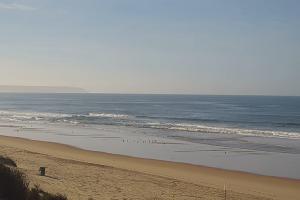 Пляж Фонте-да-Тела в Кошта-да-Капарика