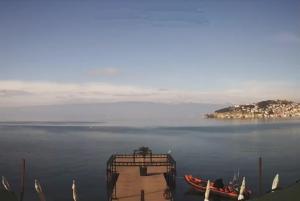 Охридское озеро в Македонии