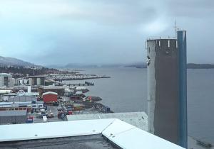 Обзор города Молде в Норвегии