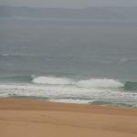Северный пляж в Назаре