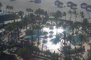 Бассейн отеля JW Marriott Marco Island в Марко-Айленд