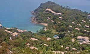 Отель Banyan Tree Samui на острове Самуи