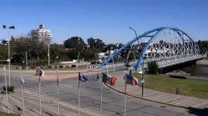Центр города Вилья-Мария в Аргентине