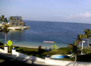 Вид из отеля The Abaco Inn на острове Элбоу Кей