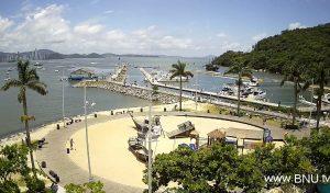 Мол Barra Sul в Балнеариу-Камбориу в Бразилии