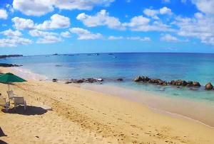 Пляж городка Клинкетс на острове Барбадос