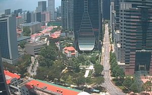 Даунтаун Сингапура
