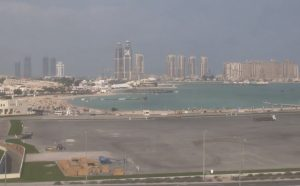 Район West Bay Lagoon города Доха