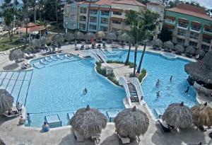 Бассейн отеля TRS Turquesa на курорте Пунта-Кана