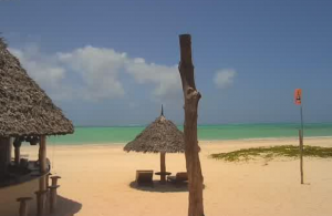 Пляж Паже на Занзибаре
