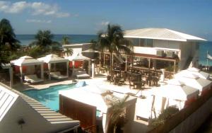 Ресторан Royal Palms Beach Club в Джорджтауне