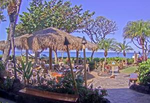 Ресторан Hula Grill в Каанапали на острове Мауи
