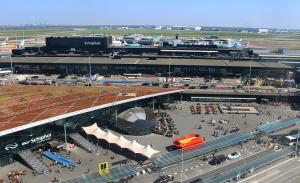 Веб камера Нидерланды, Амстердам, аэропорт Схипхол
