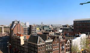 Веб камера Нидерланды, Амстердам, отель W Amsterdam 5*