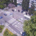 Улица Фрунзе в Туапсе