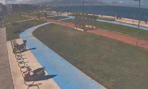 Побережье района Конак города Измир