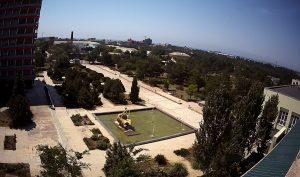 Санаторий «Таврия» в Евпатории