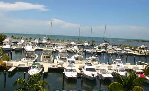 Ки-Уэст из отеля Ocean's Edge Resort & Marina