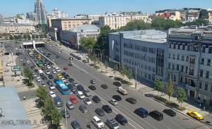 Большая Садовая улица в Москве