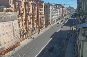 Улица Тверская-Ямская в Москве