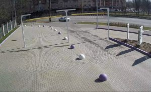Улица Есенина в Санкт-Петербурге