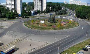 Пушкаревское кольцо в Ульяновске