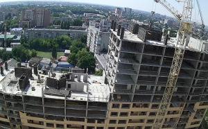 Строительство ЖК «Встреча» в Батайске