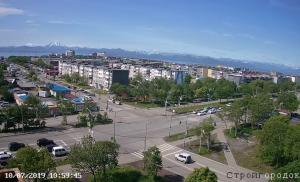 Панорама города Петропавловск-Камчатский
