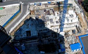Строительство ЖК «Северный остров» в Ростове-на-Дону