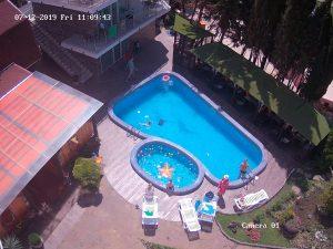 Веб камера Адлер, Спа-отель «Грейс Арли»