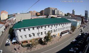 Старый город Ульяновска