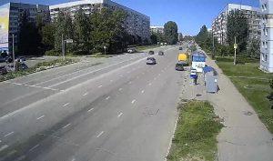 Проспект Академика Филатова в Ульяновске
