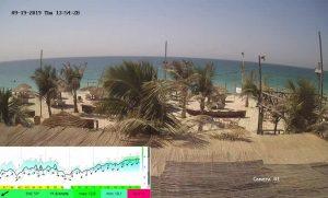 Пляж Умм-эль-Кайвайн в ОАЭ
