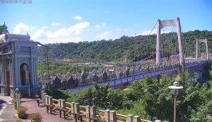 Мост Daxi в Таоюане