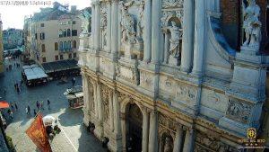 Церковь Санта-Мария-дель-Джильоотель в Венеции