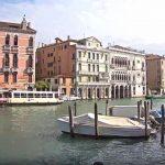 Гранд-канал в Венеции из виллы Residenza d'Epoca San Cassiano