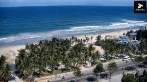 Пляж Микхе в Дананге