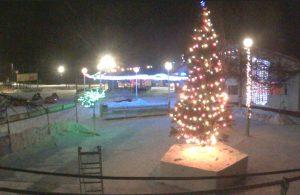 Горнолыжный курорт «Снегорка» в Магадане