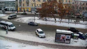 Веб камера Ульяновск, ЦУМ, Центр города