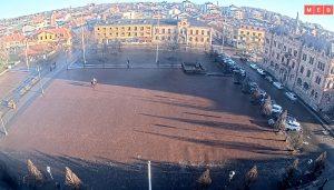 Главная Площадь города Варберг