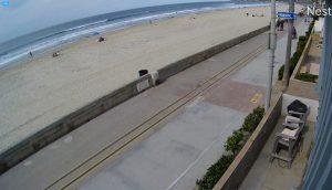 Улица Ocean Front Walk в Сан-Диего
