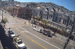 Улица Кастро-стрит в Сан-Франциско