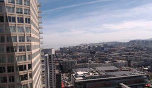 Сан-Франциско с небоскреба The Paramount