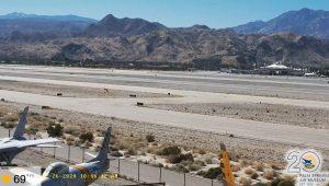Музей авиации Палм-Спрингс в Калифорнии