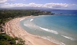 Отель Mauna Kea Beach на острове Гавайи