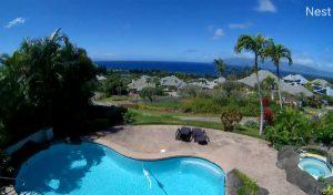 Панорама Капалуа на острове Мауи