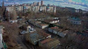 Краснодар, Фестивальный микрорайон, ул. Атарбекова
