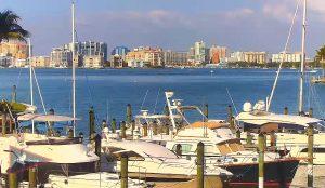 Яхт-клуб Bird Key во Флориде